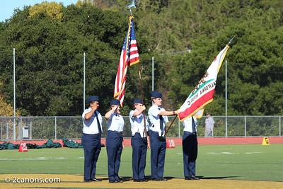 San Marin vs Novato  Varsity 2015