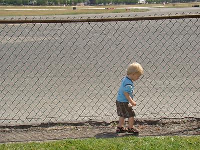 Bracket Field Airport!