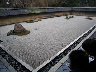 Kyoto - Ryoanji Temple