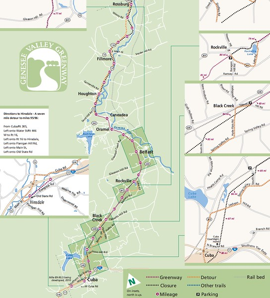 Genesee Valley Greenway State Park (South Section)