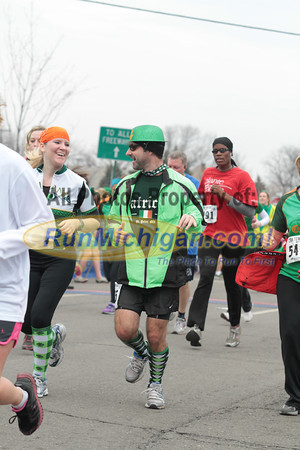 Finish 5K Part 6 - 2013 Corktown Race
