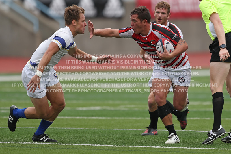 Dallas Rugby Club Men 2018 USA Rugby Club 7's Nationals