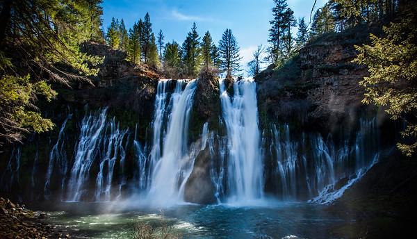 Shasta and McWay Falls