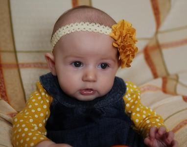 Olivia--3 months