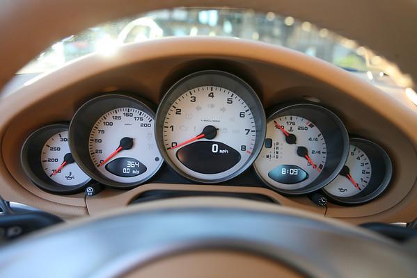 2009 Porsche Carrera & Carrera S Press Launch @ Miller Motorsports Park in Park City, Utah - October 2008