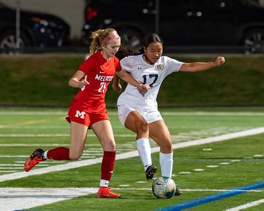 MHS Girls Soccer vs Lexington 13OCT21