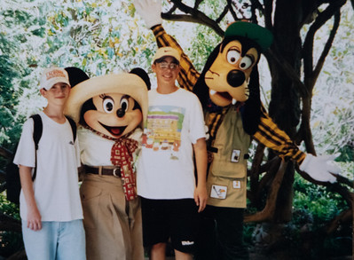 1998 Disney World