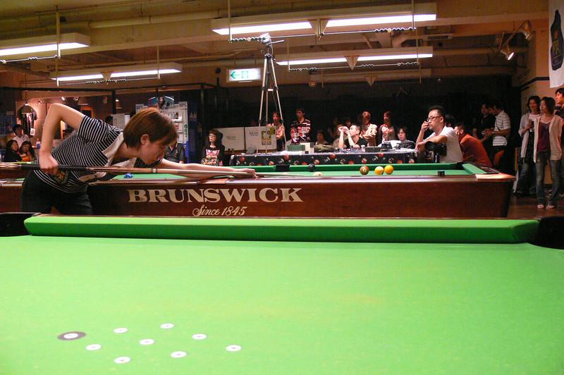 Chubu Billiards 2008
