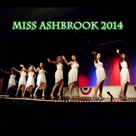 Miss Ashbrook 2014