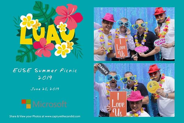 EUSE Summer Picnic 2019
