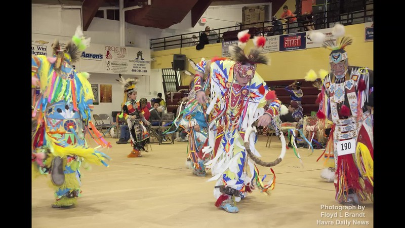 Sweetgrass Pow Wow (Video/Slideshow)