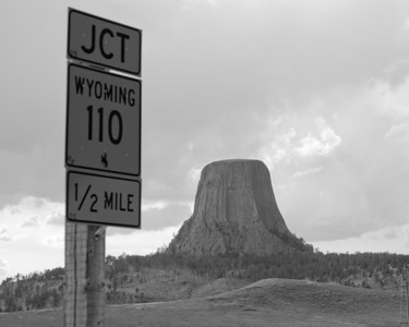 Devils Tower Area