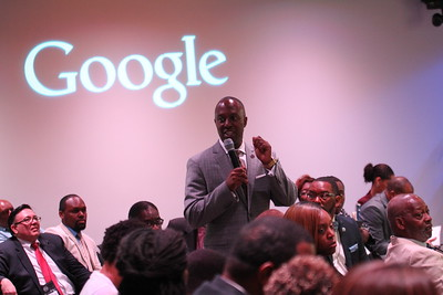 USBC - Corporate Diversity, Google Products, and Blacks In Tech panel hosted by Google