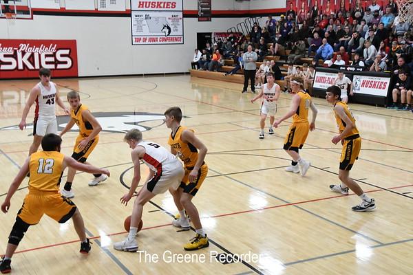 Boys Basketball at N-P