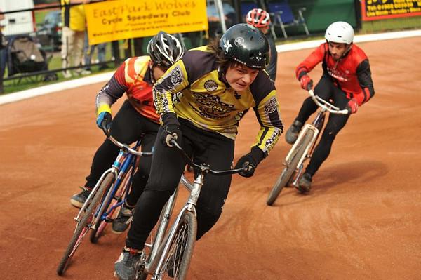 BRITISH GRAND PRIX SEMI FINALS EAST PARK SEPTEMBER 2009