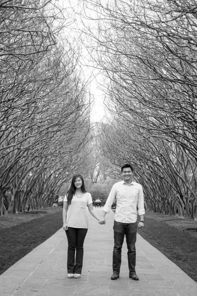 Katherine and Andrew