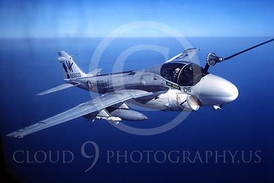 USMC Grumman A-6 Intruder Aerial Refueling Pictures
