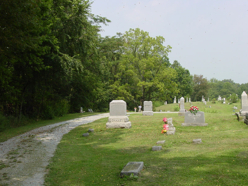 Troutwine Cemetery, Lynchburg, Ohio