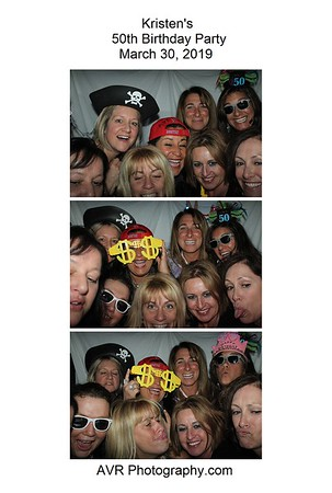 Kristen 50th Party