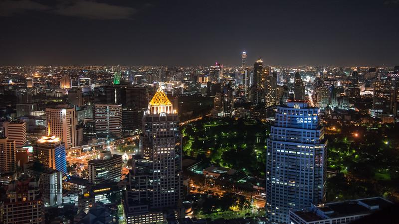 Singapore and Bangkok