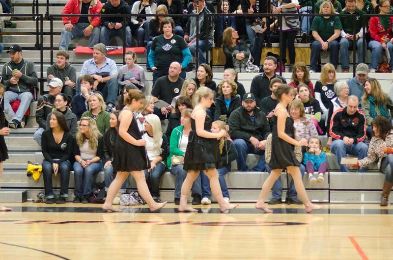 Eite Dance team Gladstone 11-2011