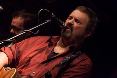 David Childers & the Serpents: Lexington NC Dec 2014