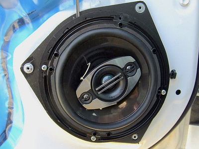 2010 Toyota Matrix Base Non JBL Front and Rear Speaker Installation  -  USA