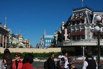 Disney World January 2012