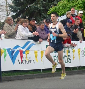 2003 Times-Colonist 10K - Trevor O'Brien, 6th in 31:27