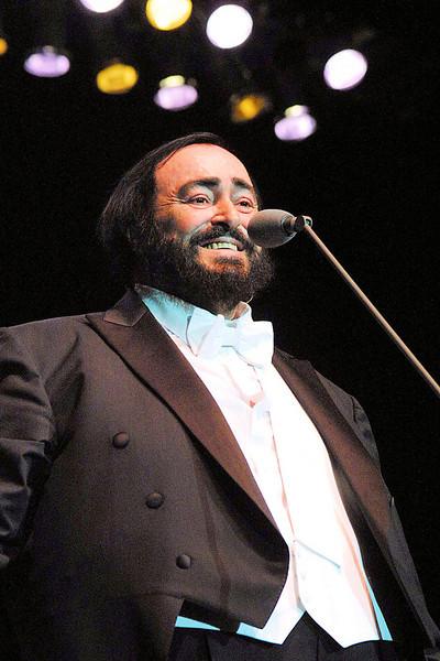 DBKphoto Pavarotti