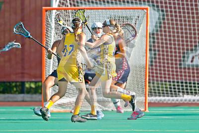 7/30/2015 - Girls 2017 - Adirondack vs. Western - Colgate University, Hamilton, NY