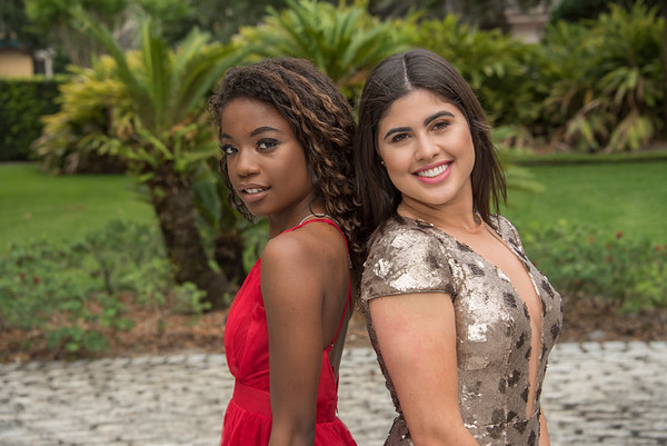 Twins Pre Prom Party 4-7-18
