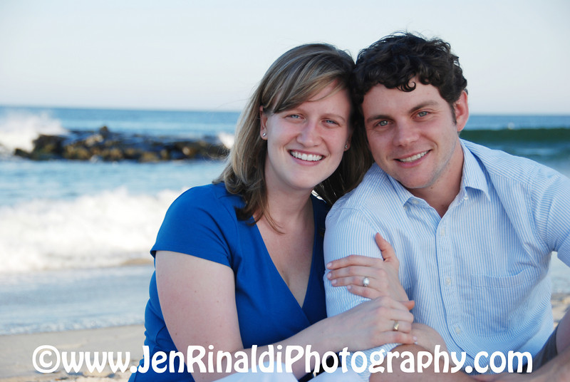Susan & Jeff - Engagement Beach 8/16/08