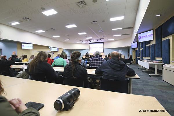 2018-12-5    MATANUSKA-SUSITNA Brough School District  SPECIAL RECOGNITIONS