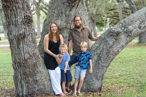 McConkey Family