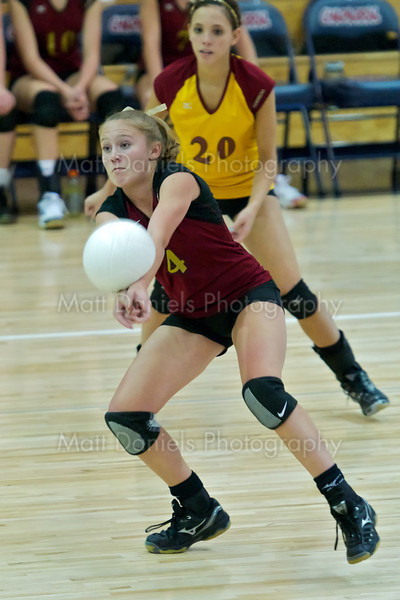 Ponderosa Sophomore vs. Chaparral, September 29, 2011