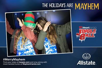 12.11.2016 - Allstate - Boston iHeartRadio Jingle Ball