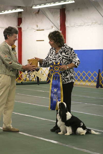 2009 Cavaliers of Puget Sound Specialty