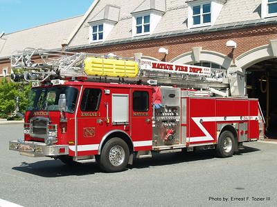 Natick, MA Fire Apparatus