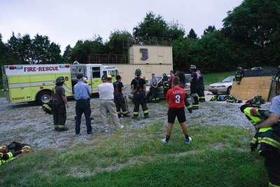 Vehicle Rescue Training August 28th