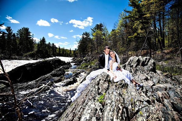 Dennis & Deana Married