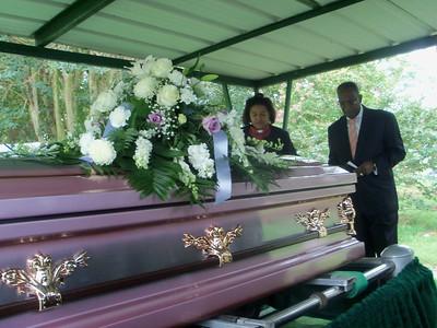 Alphonza Harris Funeral