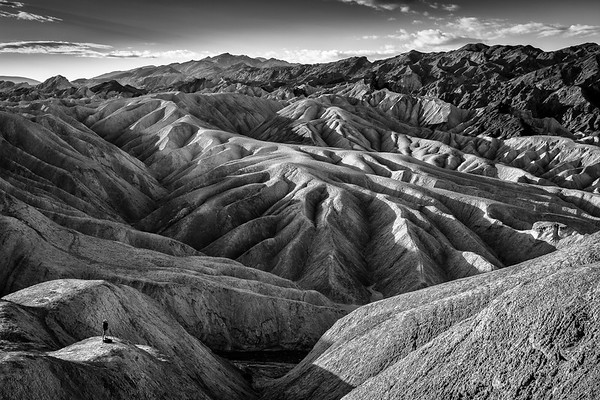Death Valley Monochrome