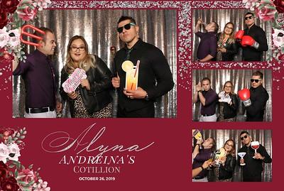 Alyna Andreina's Cotillion