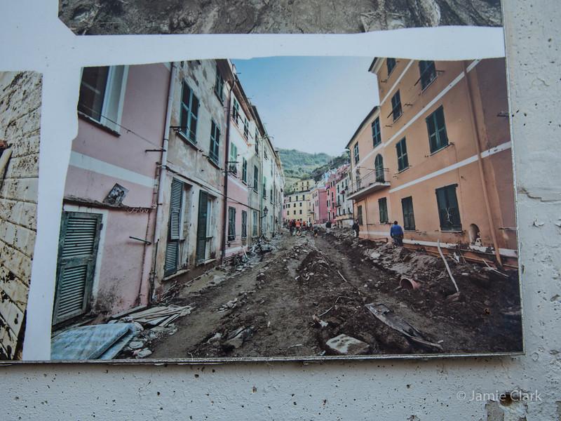 Last Day in Vernazza, Cinque Terre, Italy -  October 2017