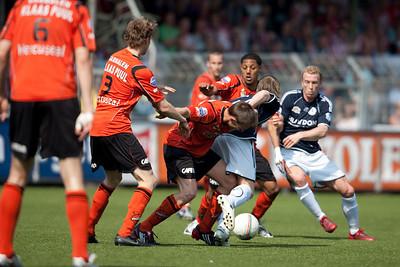 Volendam-Sparta (19-04-2009)