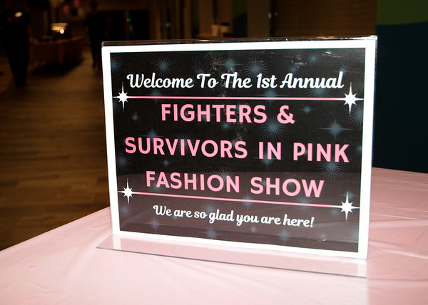 2018 Fighters & Survivors In Pink