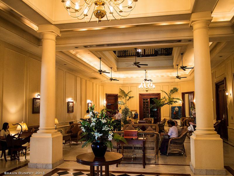 Myanmar - Strand Hotel