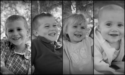 Maune Family Fall 2012