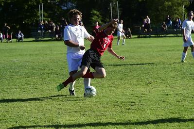 Twinfield/Cabot Burke boys soccer